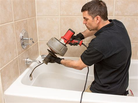 Plumb Clean Drain Cleaner by Choosing The Right Drain Cleaning Tool Acme Tools