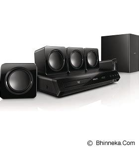 Jual Philips Htd 3510 5 1 Quot jual philips home theater 5 1 inch htd3510 murah