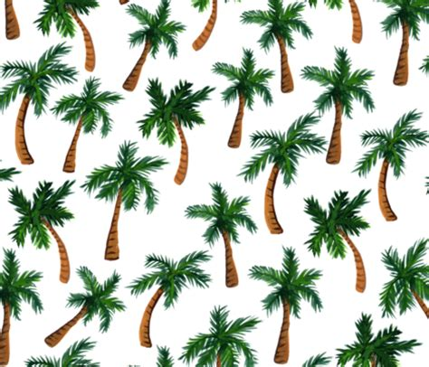 tree pattern png palm tree pattern fabric www pixshark com images