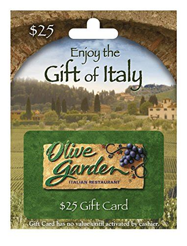 Olive Garden Gift Card Amount - 11 ways to save money at christmas homestead acres