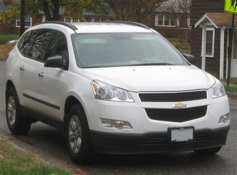 chevrolet traverse ls chevrolet traverse price modifications pictures moibibiki