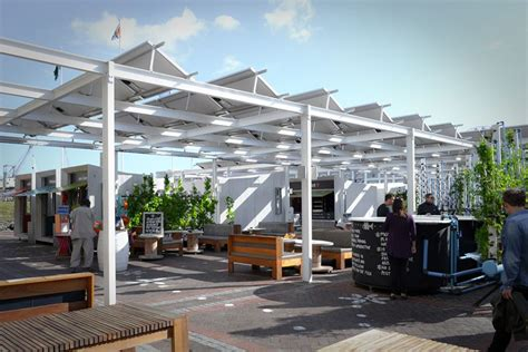 Restaurant Architecture Moyo Restaurant Sustainable Agriculture Meets Modern