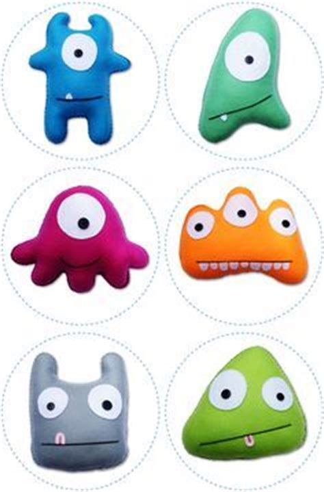 Handmade Monsters - 1000 images about baby toys on