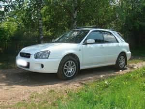 2004 Subaru Impreza Wrx Wagon 2004 Subaru Impreza Wagon Photos 1 5 Gasoline Ff