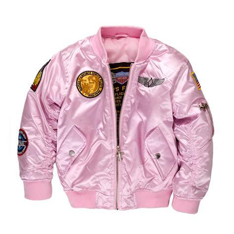 Jaket Bomber Wanita Pink Jaket Bomber Wanita Polos pink ma 1 bomber jacket cockpit usa
