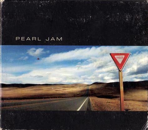 pearl jam mp pearl jam yield cd album at discogs