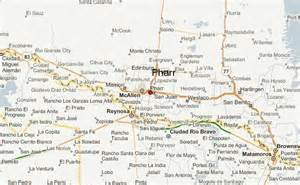 map of pharr pharr map