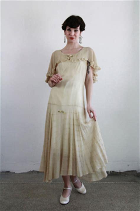 Vintage Brautkleider 20er Jahre by Vintage Brautkleider Im Stil Der 20er Jahre Foreverly