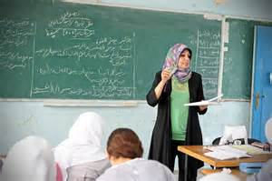 Teaching In A Magical Profession Being An Unrwa In Gaza Unrwa