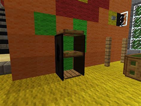 Minecraft Shelfs by Minecraft Furniture Storage