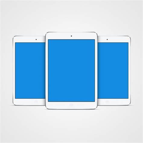 tablet template psd tablet mock up design psd file free