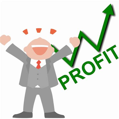 free business clipart free stock photo of happy business profit vector