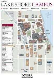 University Of Chicago Campus Map by Loyola University Fulbrightchicago