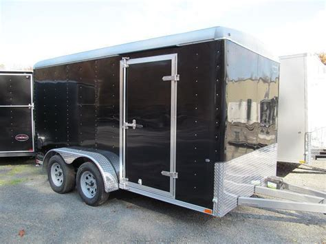 integrity trailers enclosed landscape cargo enclosed trailer trailer classifieds find