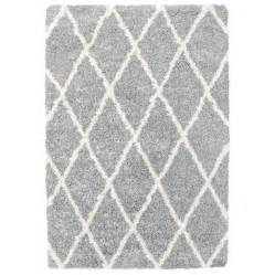 shag rug 5x7 shop carpet deco loft shag 5x7 gray trellis gray indoor area rug common 5 x 7 actual 0