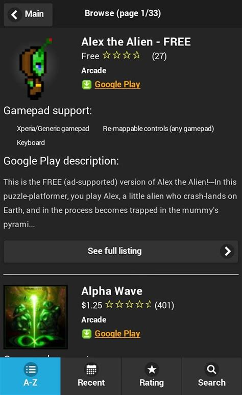 list mod game android gamepad games apk mod unlock all android apk mods