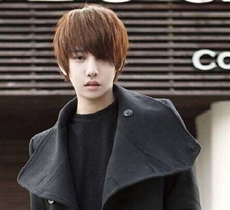 New Fashion Boy Sa51 Brown boys wig new korean s light brown hair