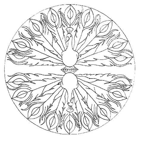mandala coloring pages 3 coloring kids