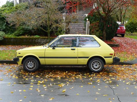 Seatcl Model Release Style Vintage Jadul toyota starlet rwd reviews prices ratings with various