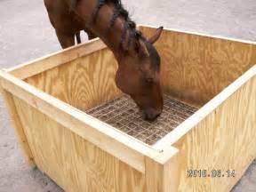Farm Feeders Feed Hay Box Farm And Stables