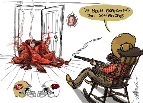 49ers Sketches by A Pixar Animator Sketches The Nfl Season Gallery Ebaum