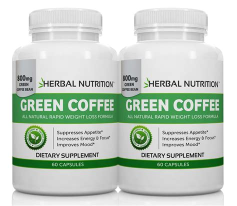 Herbal Green Coffee Bean green coffee bean extract