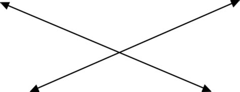 Intersecting and Parallel Lines | CK-12 Foundation Line Geometry Example