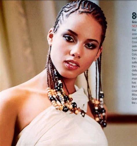 alica keys weaving hairstyles 17 best ideas about alicia keys braids on pinterest
