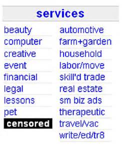 craigslist adult section craigslist removes adult services ads ny daily news