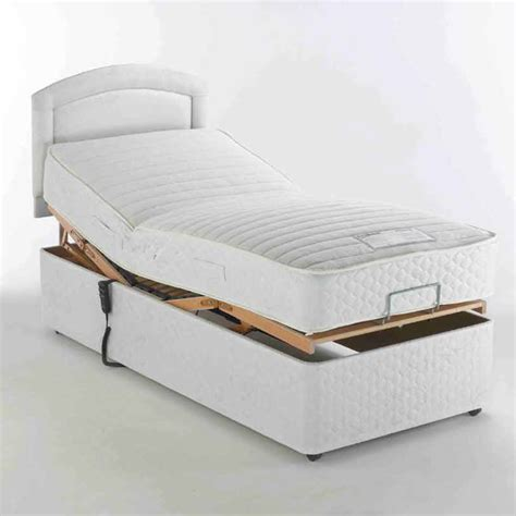 the alpina adjustable electric bed from house of reeves