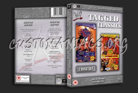 tagged classics king of the ring 95 96 dvd cover