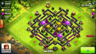 Th8 best farming base the best th8 farming base ever