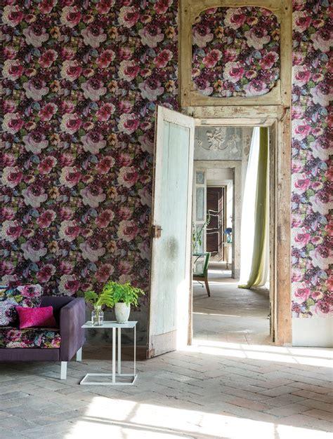 Interior Accessories At Guild by Designers Guild Mattiazzo Wallpaper Designers Guild
