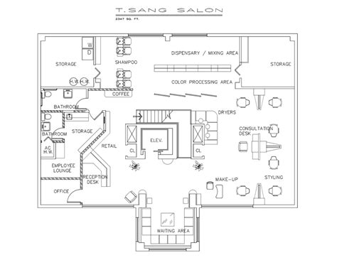 design a beauty salon floor plan salon floor plans houses flooring picture ideas blogule