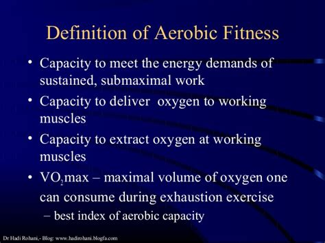 Cd Aerobic Fitness Dll 02 aerobic and anaerobic tests