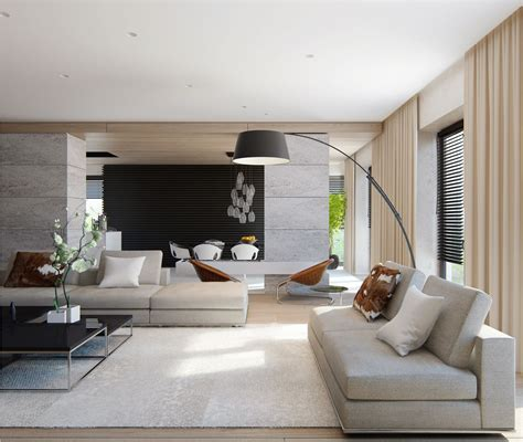 salones modernos diseno dise 241 o salon moderno minimalista salones