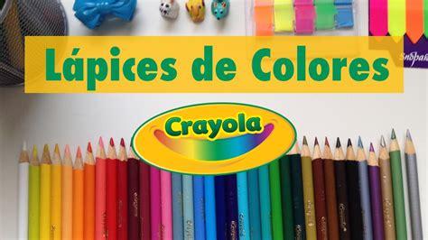 l 225 pices de colores crayola review stephanievlog