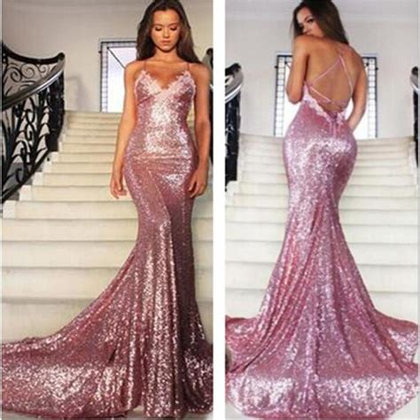 prom dresses nottingham formal dresses sexy sequin long mermaid sparkly prom dress evening prom