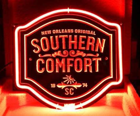 southern comfort new orleans southern comfort new orleans original 3d acrylic beer bar