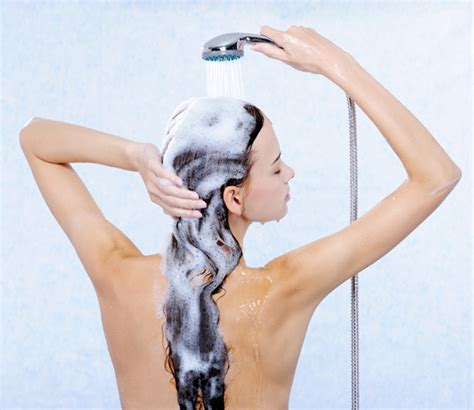 Tangly Hair After Shower by Deana S Healthy Skin And So What Is The Right Way To Wash Your Hair