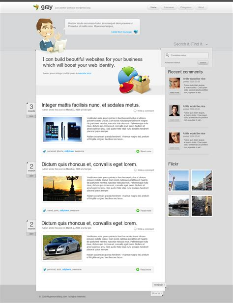 wordpress themes simple design simple wordpress theme by yehsper on deviantart