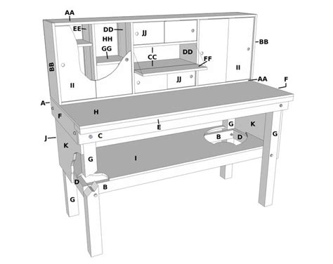 free reloading bench plans 17 best ideas about reloading bench on pinterest