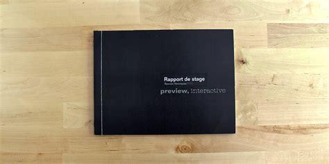 licence pro design graphisme rapport de stage preview romain henriques graphiste