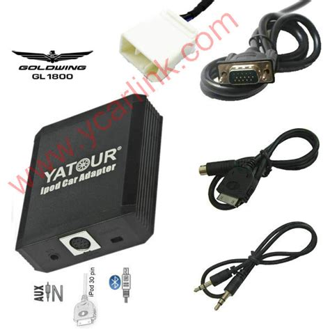 Unit Jvc Standar Honda Jazz yatour ipod car adapter for goldwing iphone audio