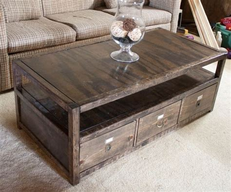 coffee table bench diy best 25 coffee table with storage ideas on pinterest