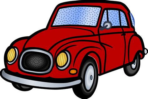 clipart auto auto car 183 free vector graphic on pixabay