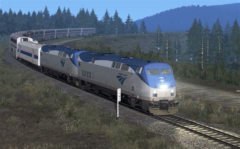 Sleeper Trains Usa by Steam Workshop Amtrak Usa