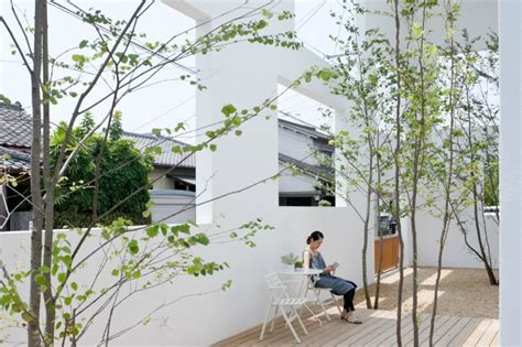 n house sou fujimoto s house n captures sunlight and fresh air in a series of nested boxes