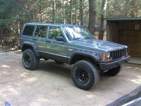 1998 Jeep Specs Blackj7 1998 Jeep Cherokeesport 4d Specs Photos