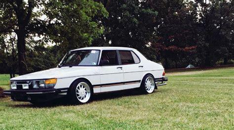 1985 saab 900 turbo sedan for sale